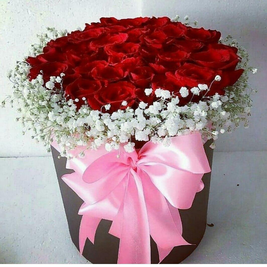 flower box ultah