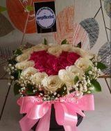 bunga valentin