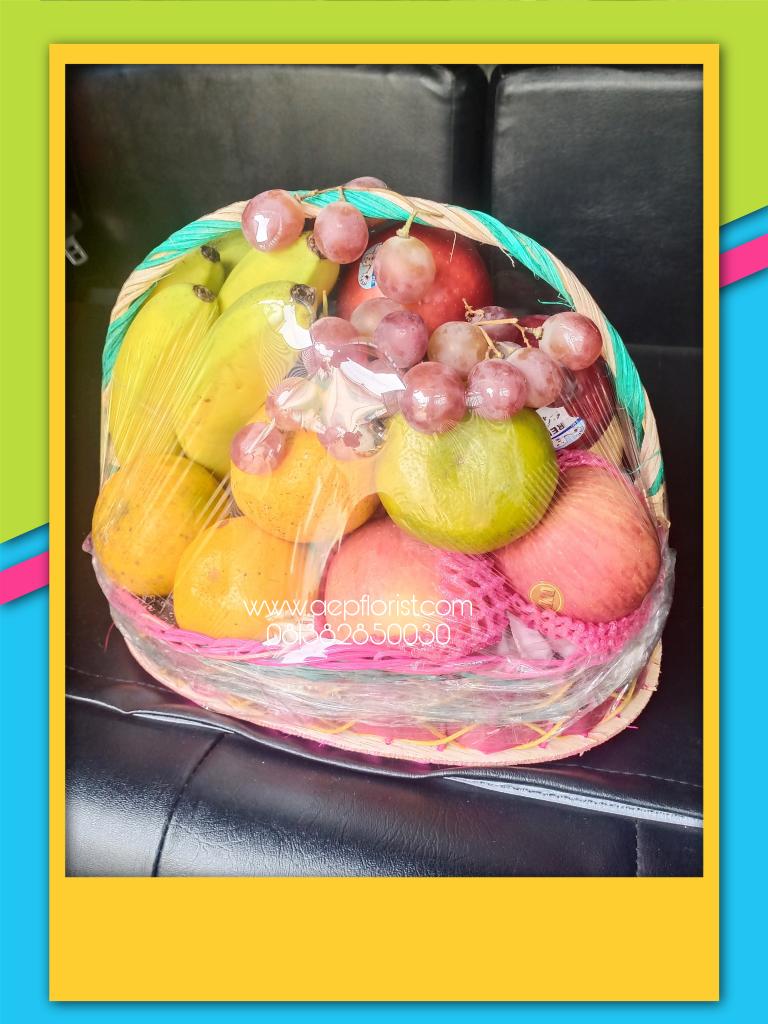 Parcel buah