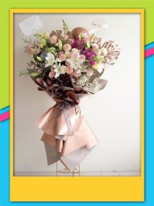 Bouquet standing
